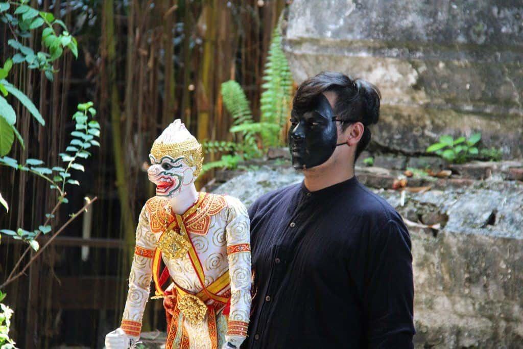 Puppet Show Bangkok canals