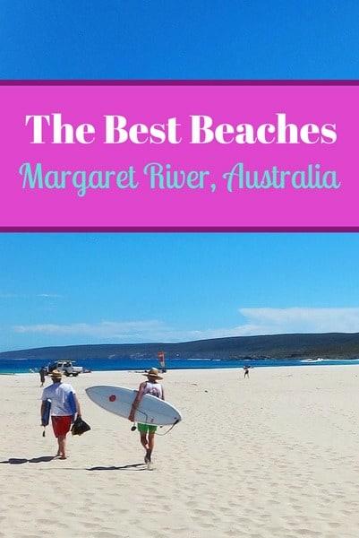 Best beaches Margaret River