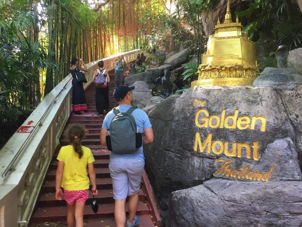 Golden Mountain Bangkok
