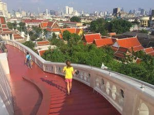 Bangkok Golden Mount