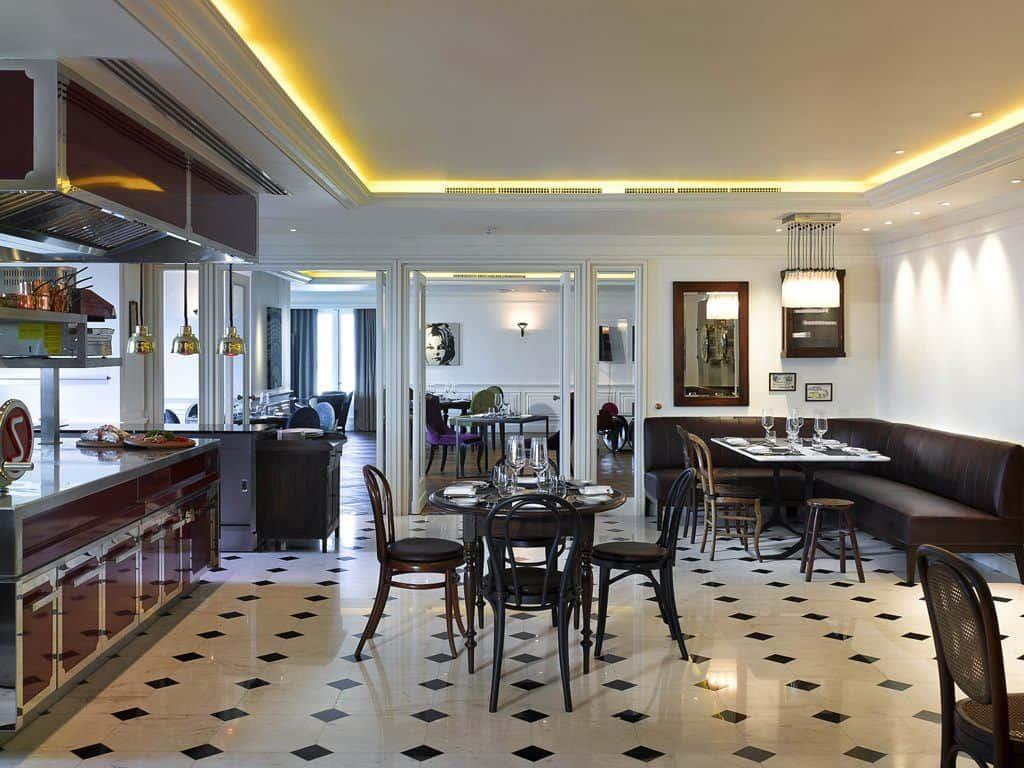 L'appart restaurant Sofitel bangkok