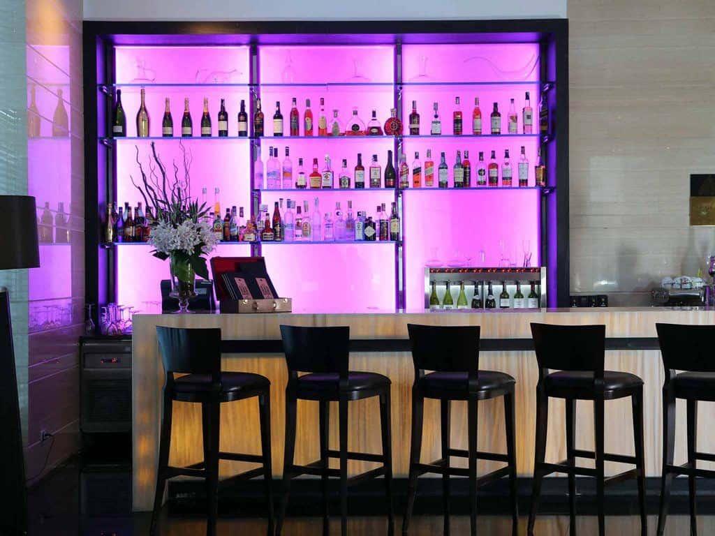 le bar Bangkok sofitel