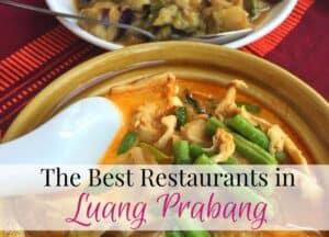 Luang Prabang best restaurants
