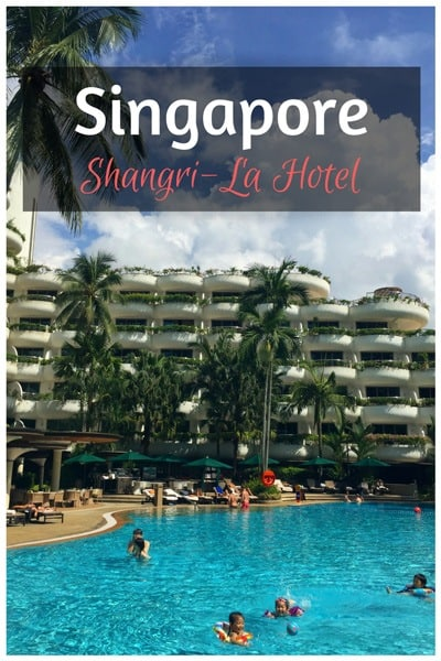Singapore Shangri-la Hotel review