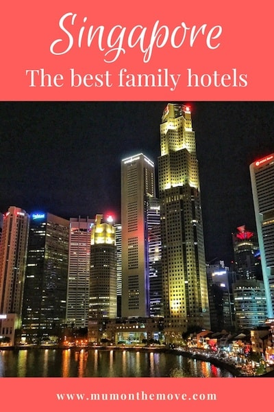 Family hotels in Singapore