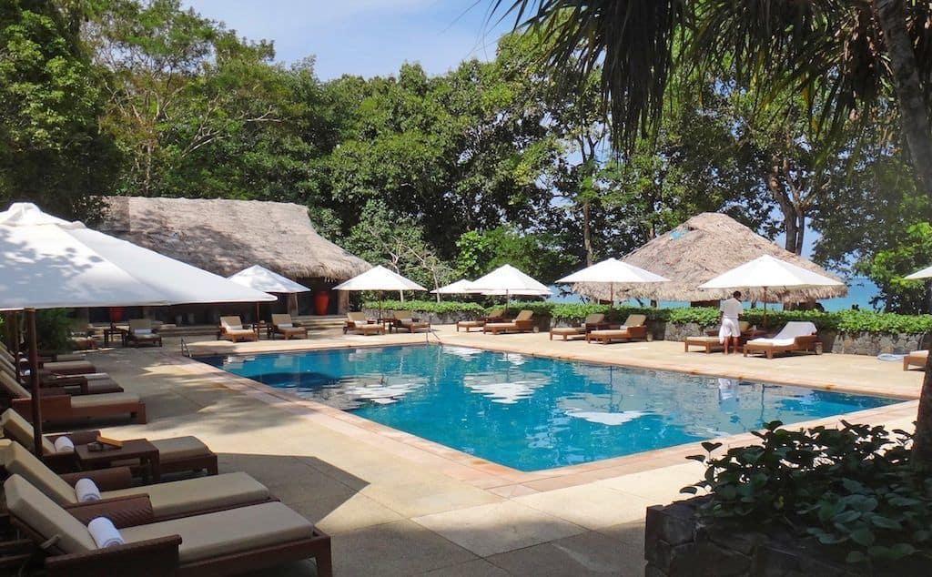 Datai Langkawi luxury hotel