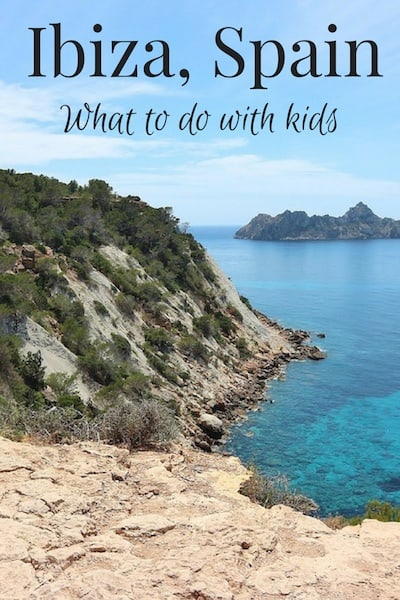 Ibiza with kids