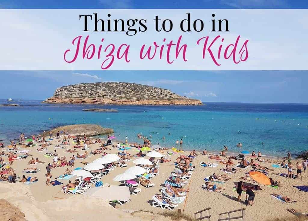 Things to do in Ibiza with kids