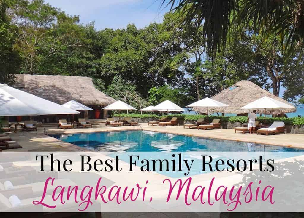 Where to stay in Langkawi with kids
