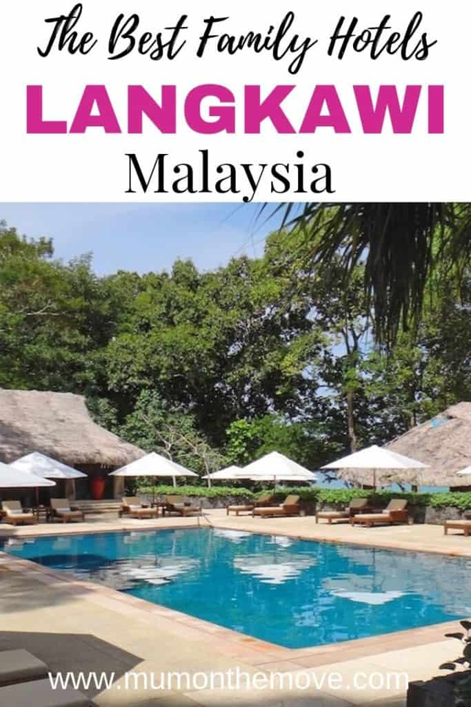 Family resorts in Langkawi