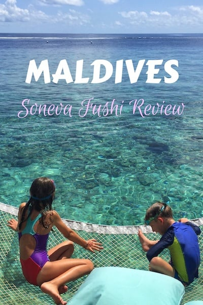 Maldives Soneva Fushi Review