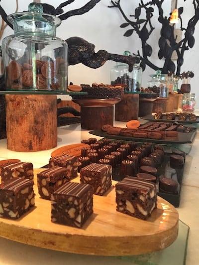 soneva fushi chocolate room