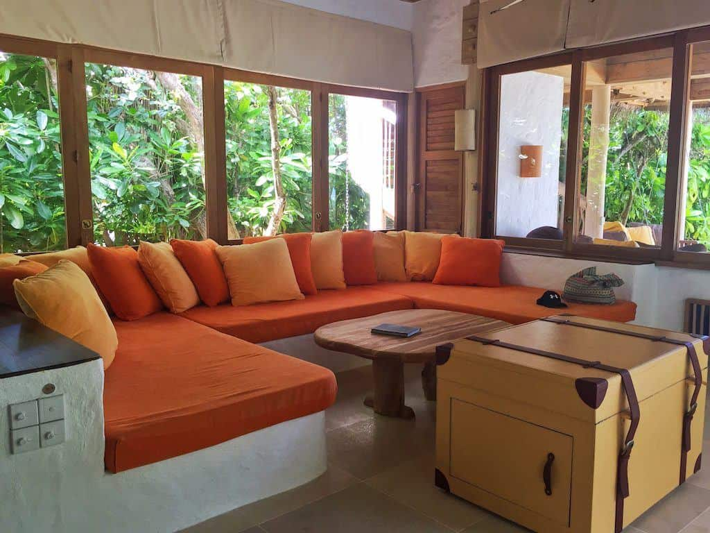 Soneva Fushi family suite