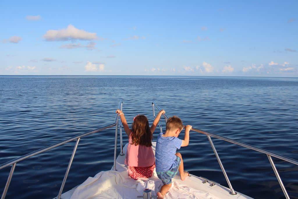 soneva fushi sunset cruise