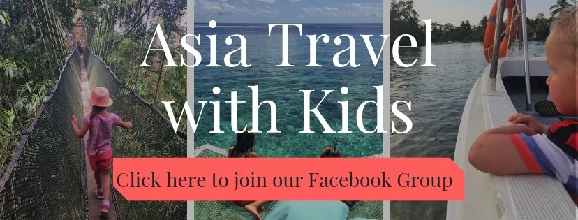 Asia Travel With Kids Facebook Group