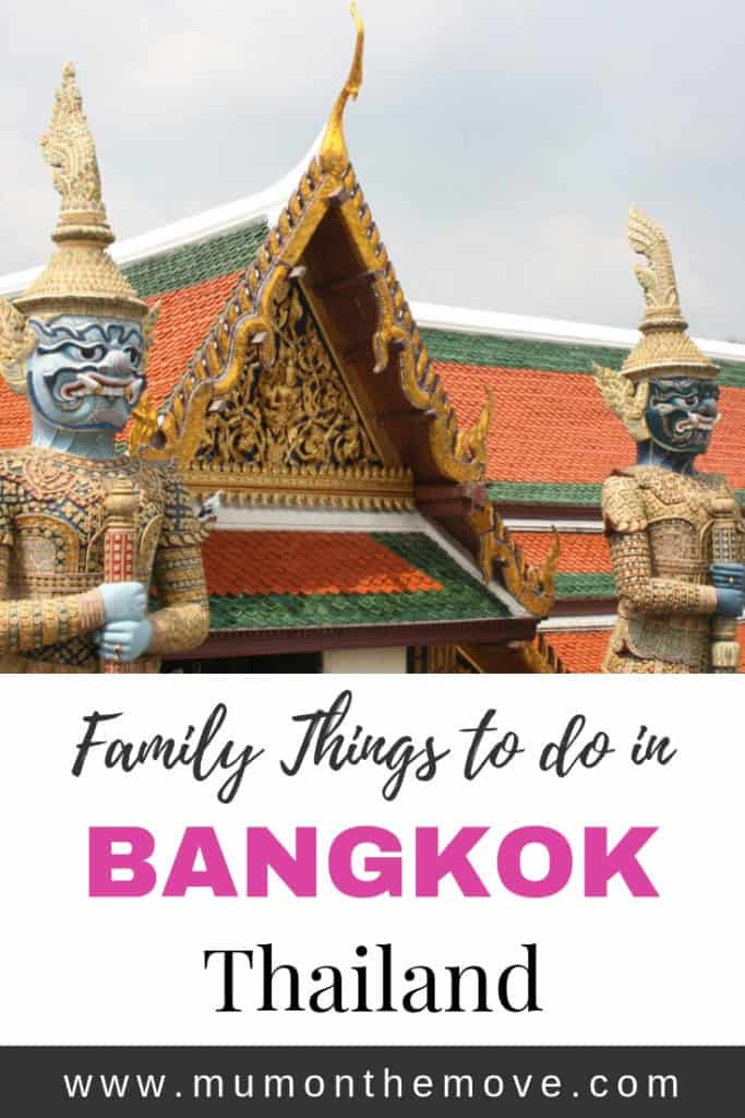 Things to do in Bangkok with family
