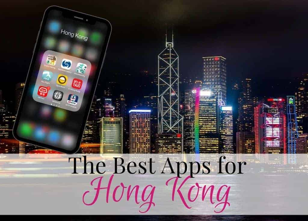 Best Hong Kong apps