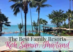 Best family resorts in Koh Samui
