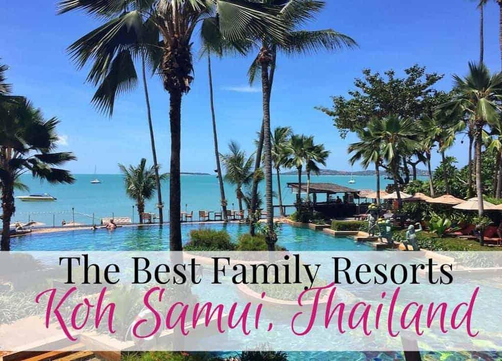 Best family resorts in Koh Samui