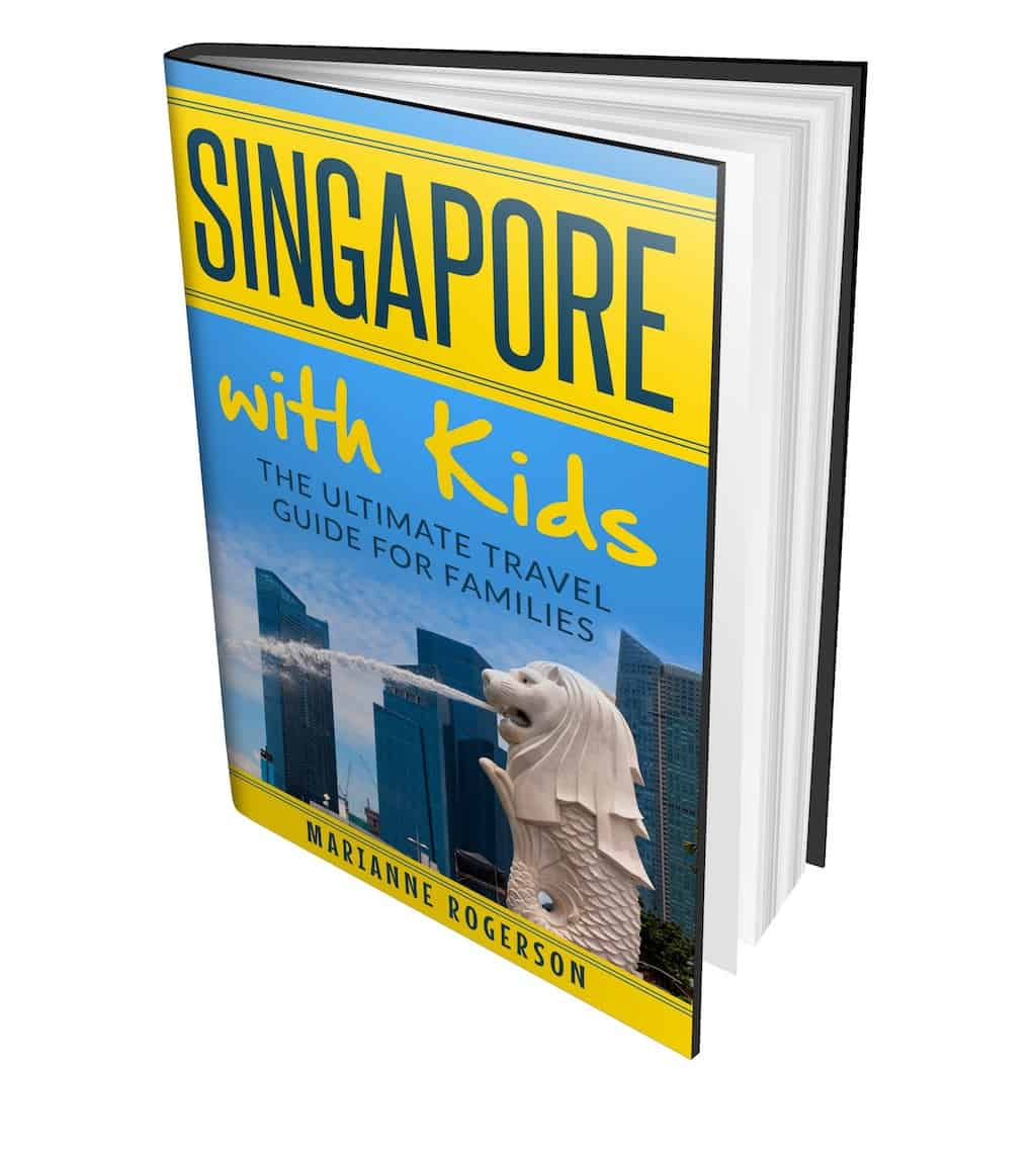 Singapore with kids book