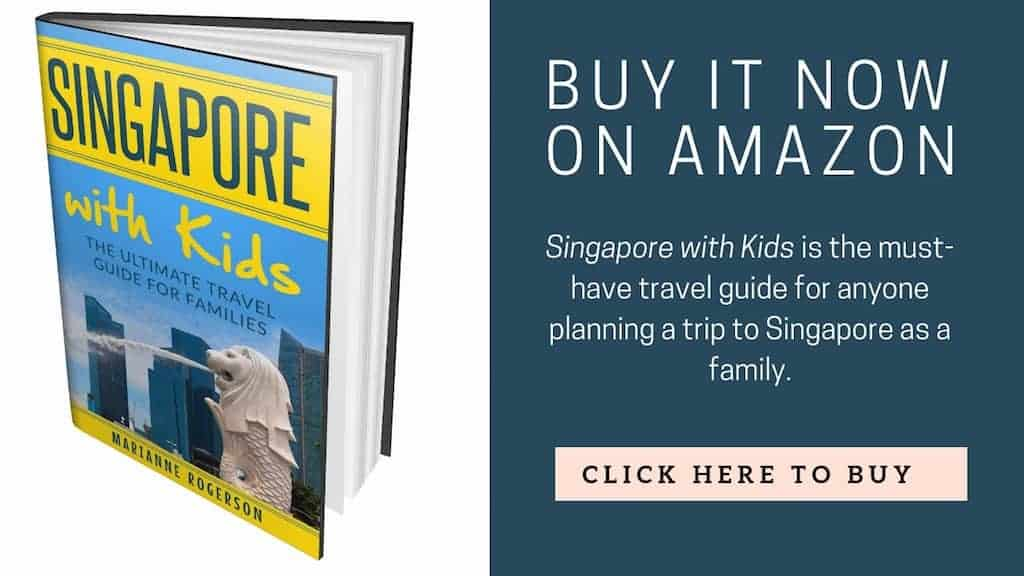 Singapore with kids book on Amazon