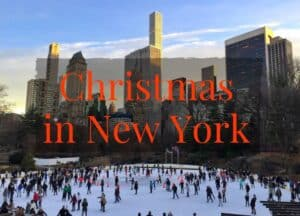 Best things to do in NYC at Christmas