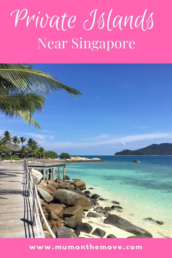 Island getaways from Singapore