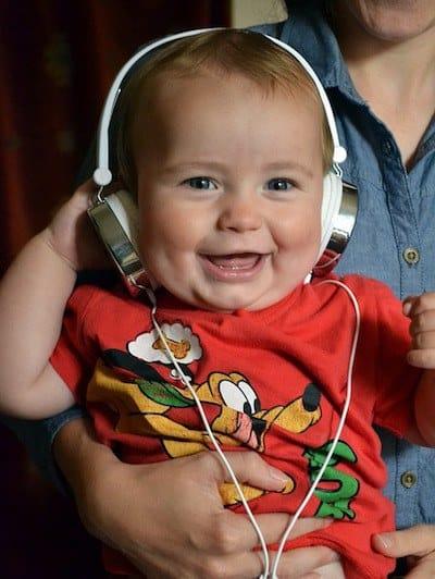 baby headphones for plane