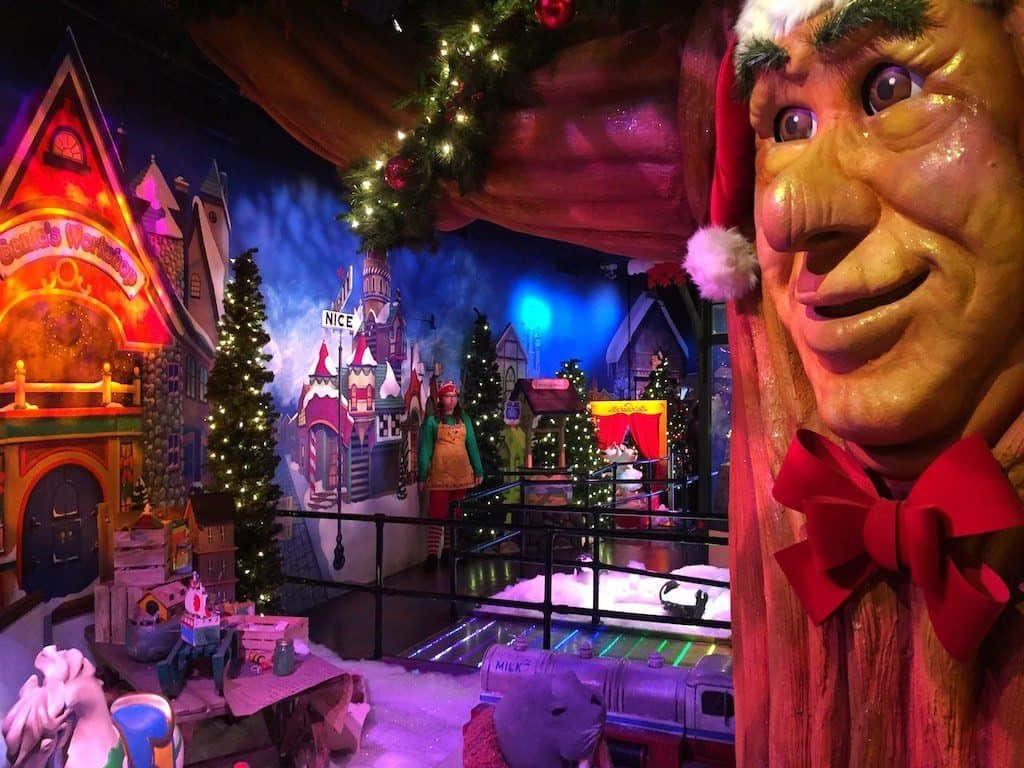 Macys Santaland New York Christmas