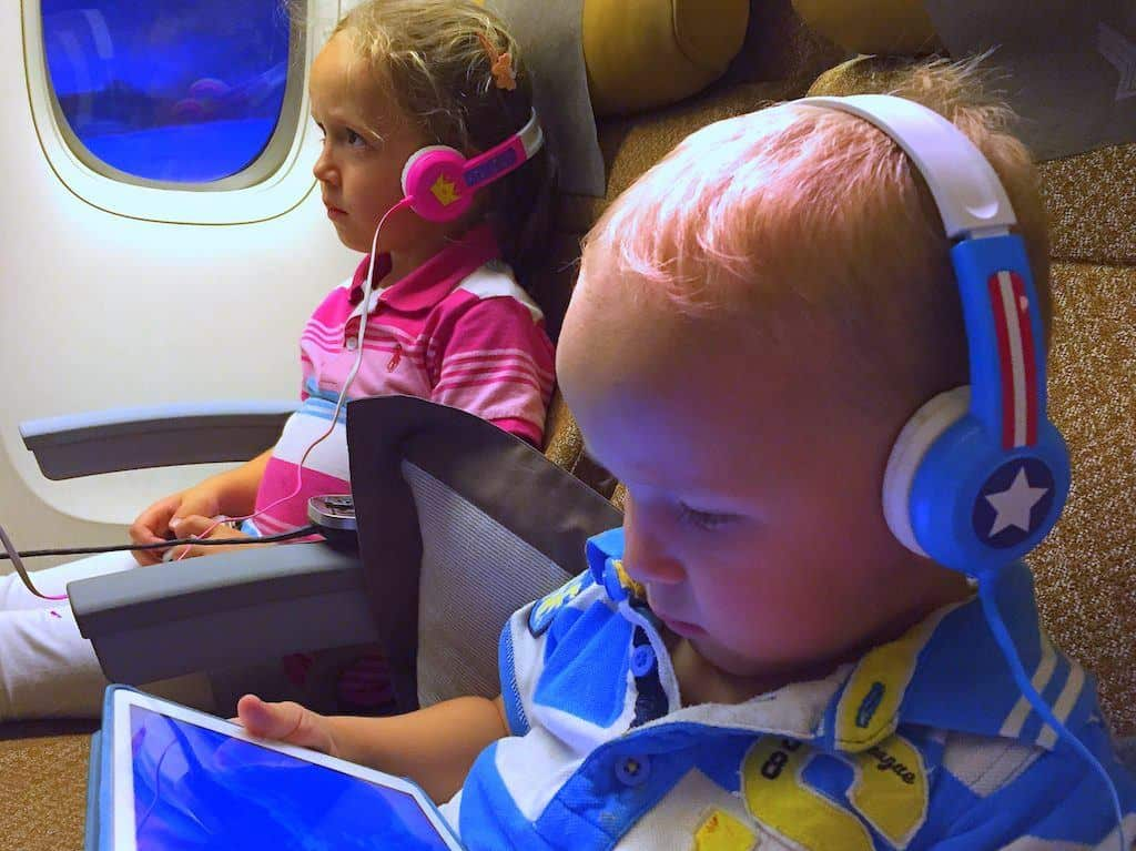 kids headband headphones