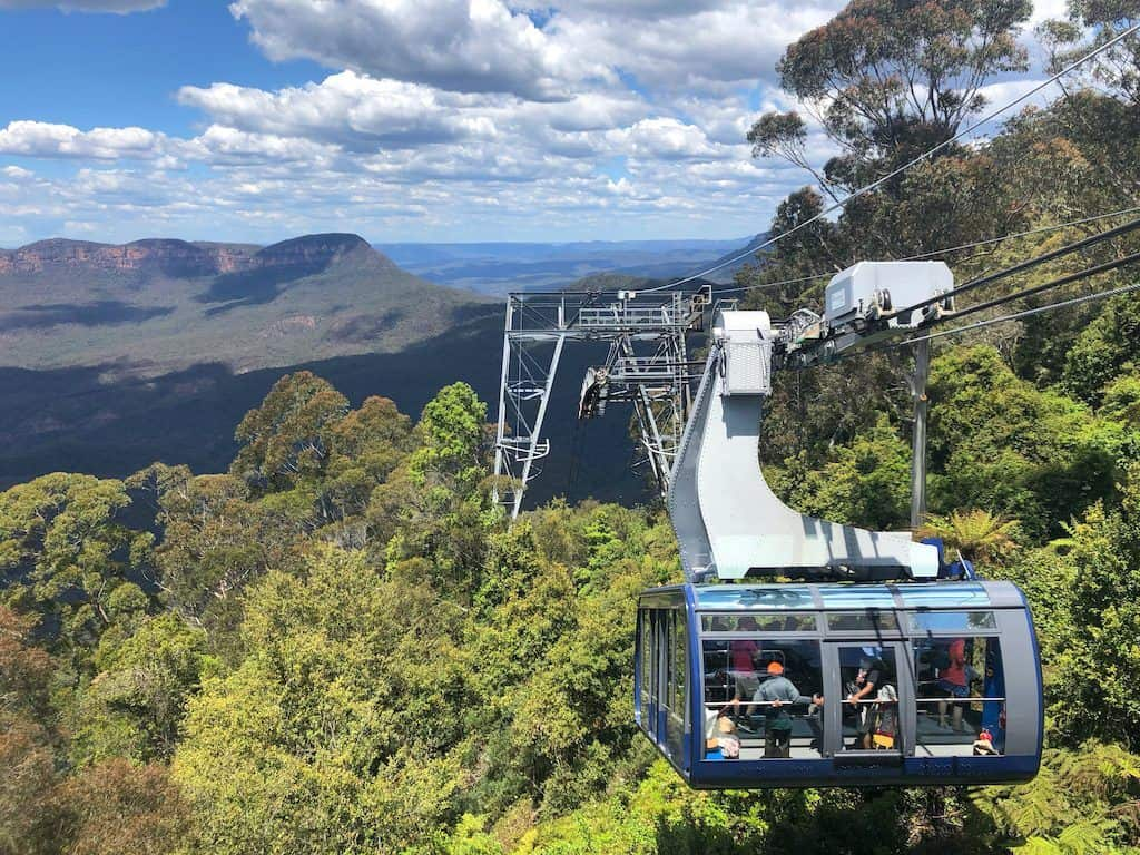 Cable Car Katoomba