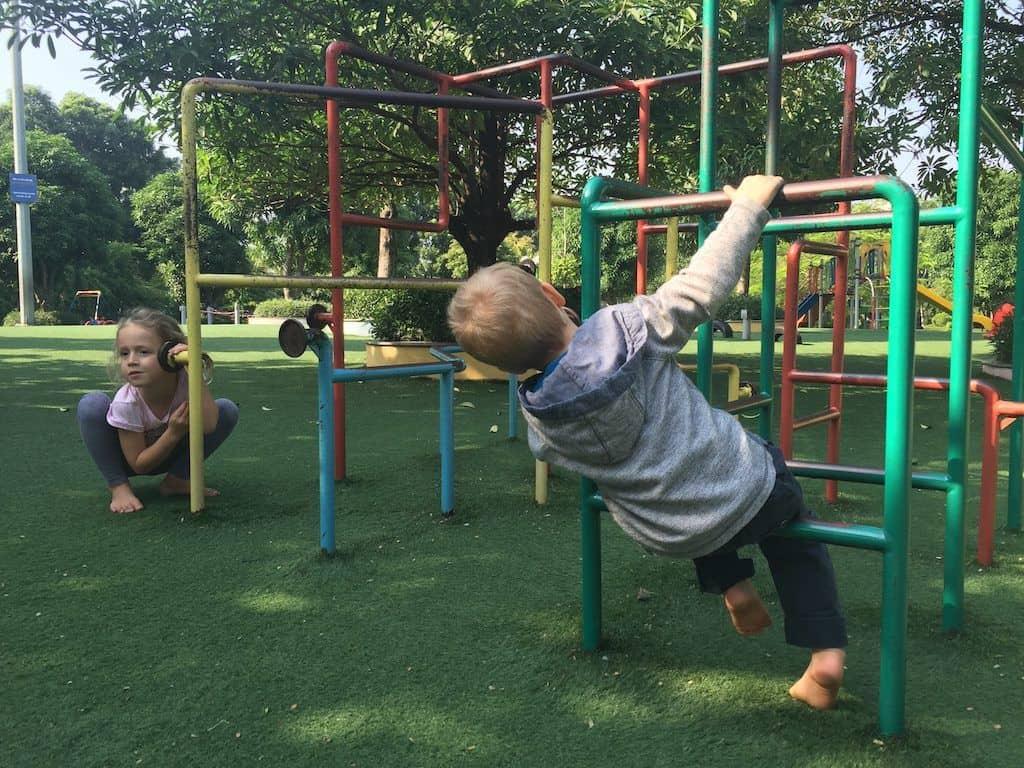 Playground Hanoi for Kids