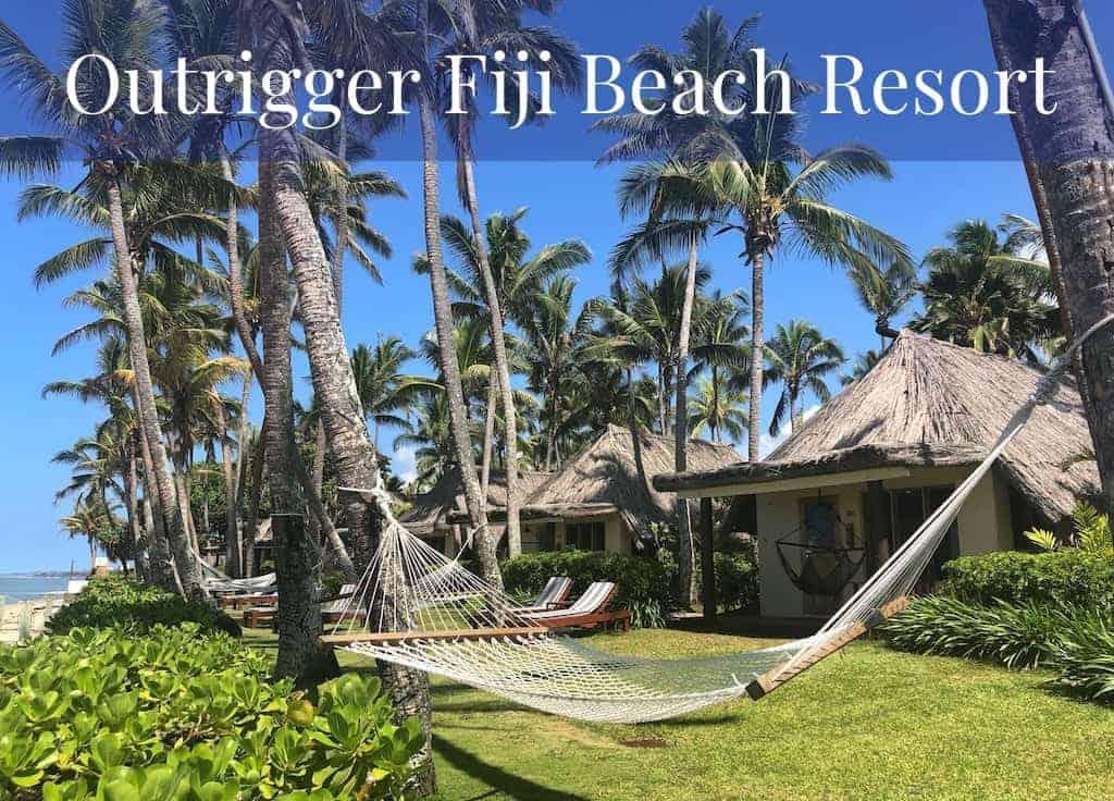 Outrigger Fiji Beach Resort Review