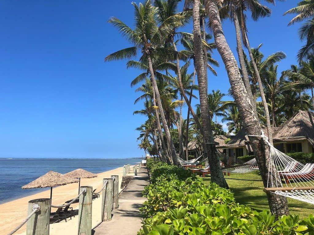 Outrigger Fiji Beach