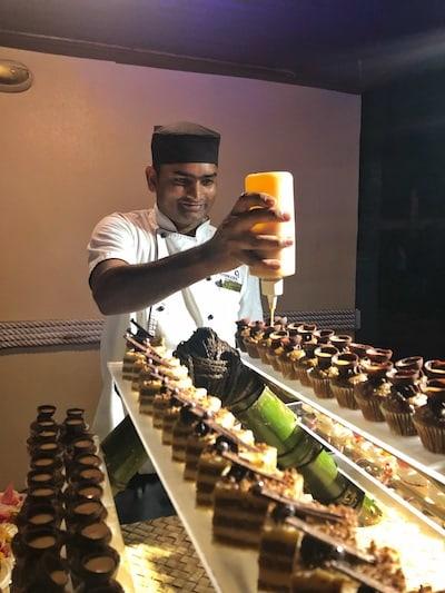 outrigger fiji chef