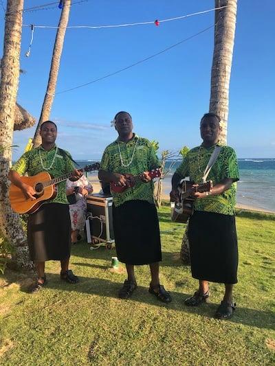 Outrigger Fiji