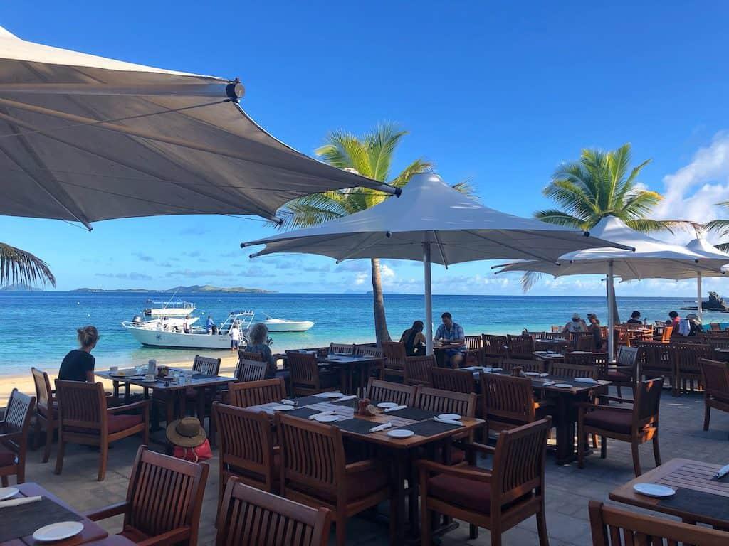 Castaway Island restaurants