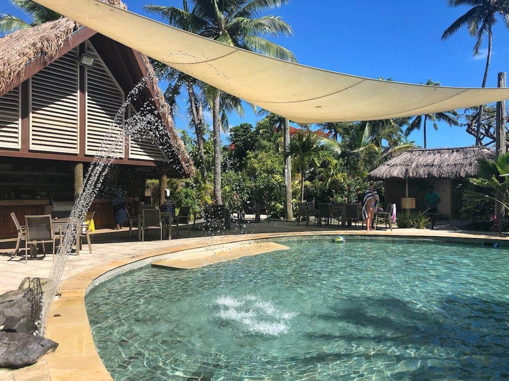 Castaway Island family pool
