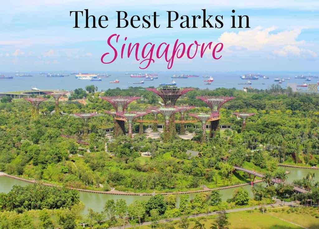 Best Parks in Singapore