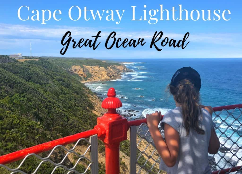 Cape Otway Lighthouse Great Ocean Road