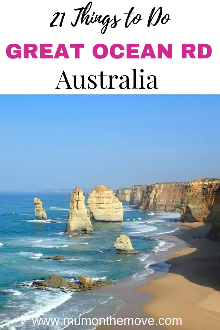 Things to do on the Great Ocean Road