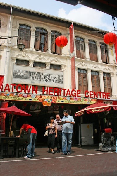 Chinatown Heritage Centre Singapore