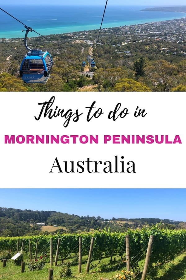 Things to do in Mornington Peninsula Australia