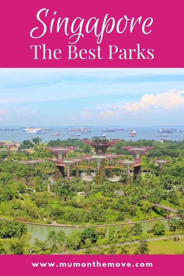 Singapore Best Parks