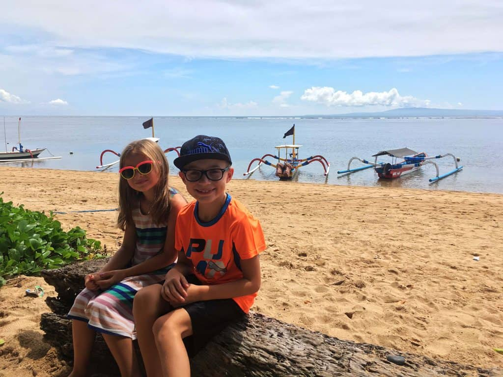 Fishing Tour in Bali with Kids