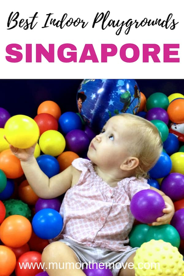 Best Indoor Playgrounds Singapore
