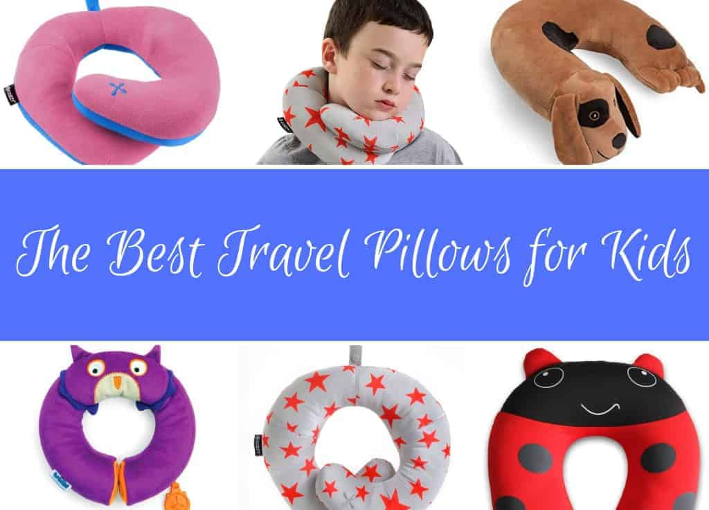The Best Travel Pillows for Kids