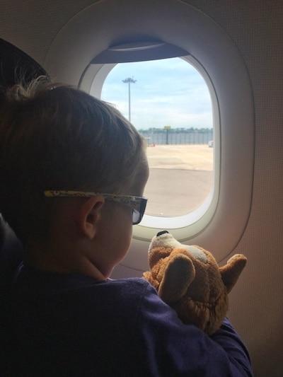 toddler plane seat