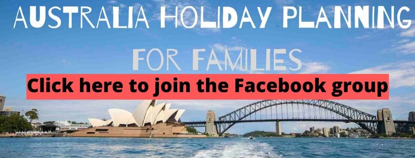 Australia Travel Facebook Group