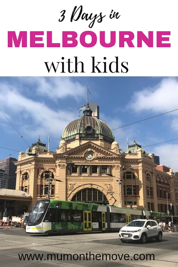 Melbourne with Kids itinerary